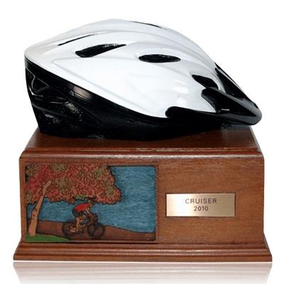 Bike Cremation Urn