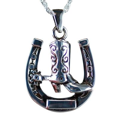 Cowboy Up Keepsake Jewelry III