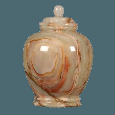Alpine Classic Onyx Cremation Urn