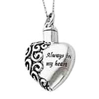 Always Heart Keepsake Pendant