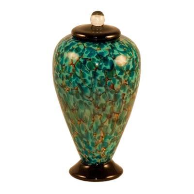 Amazon Glass Pet Cremation Urn