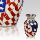 America Keepsake Urn