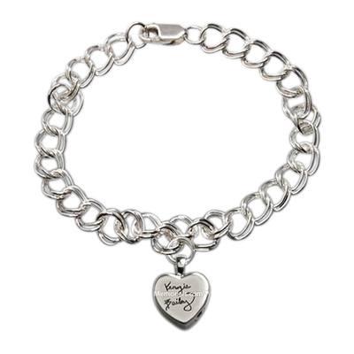 Amour Cremation Charm Bracelet III