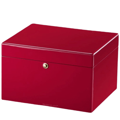 Amour Wood Cremation Urn