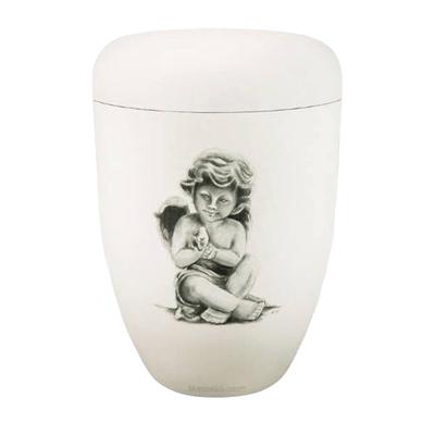 Angel Biodegradable Urn