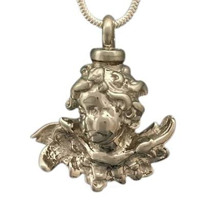 Angel Cherub Cremation Jewelry