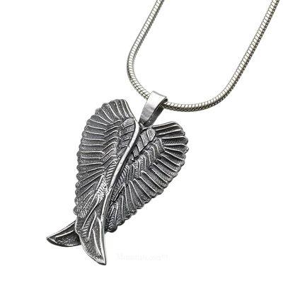 Angel Wings Keepsake Jewelry V