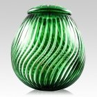 Apollo Glass Companion Cremation Urn