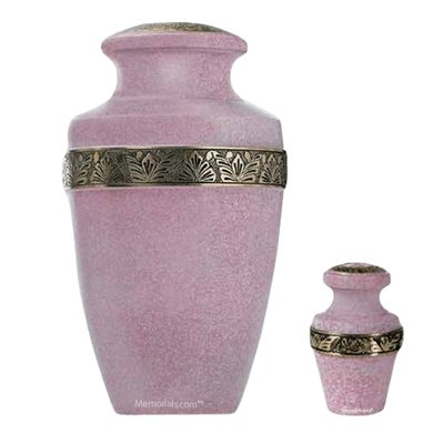 Arcadia Rose Cremation Urns