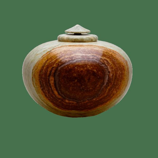 Arizona Alabaster Cremation Urn