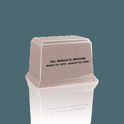 Ark Cream Keepsake Marble Urn