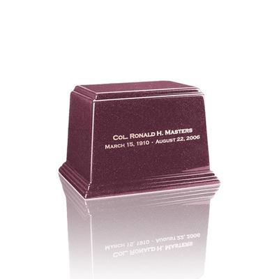 Ark Raspberry Keepsake Marble Urn