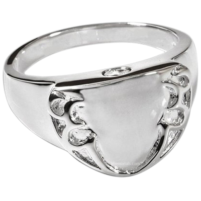 Armor Cremation Ring