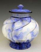 Snow Crown Art Cremation Urn