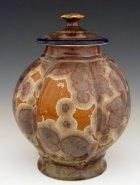 Volcano Art Cremation Urn
