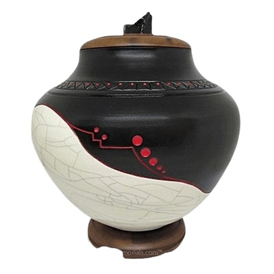 Ascent Cremation Urn