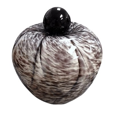 Athens Glass Cremation Urn