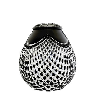 Augustus Glass Small Cremation Urn
