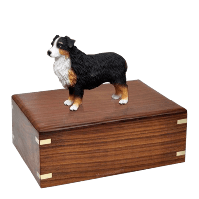Australian Shepherd Large Doggy Urn