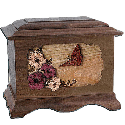 Butterfly Cremation Urns For Two