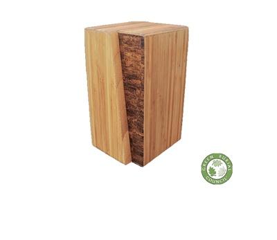Bamboo Modern Cremation Urn