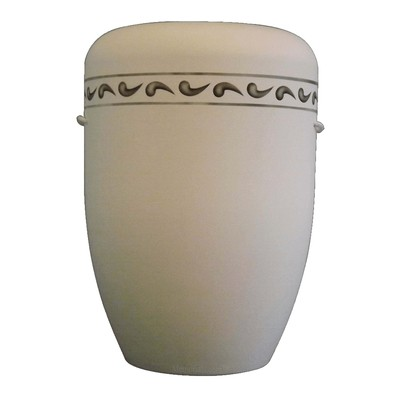 Tear Band Biodegradable Urn
