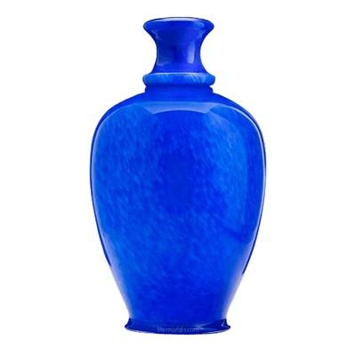 Baron Glass Cremation Urn