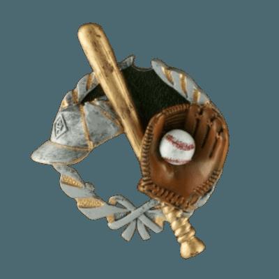 Base Ball Cherry Cremation Urn