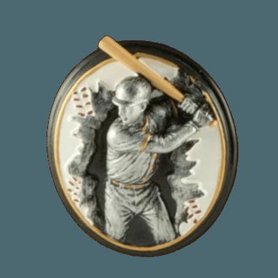 Batter Walnut Cremation Urn
