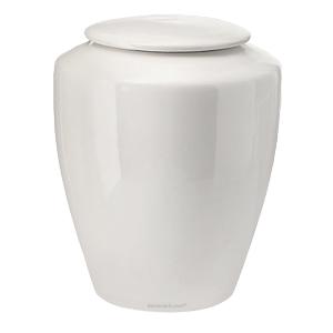 Bianco Ceramic Companion Urn