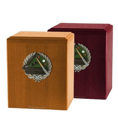 Billiard Cremation Urns