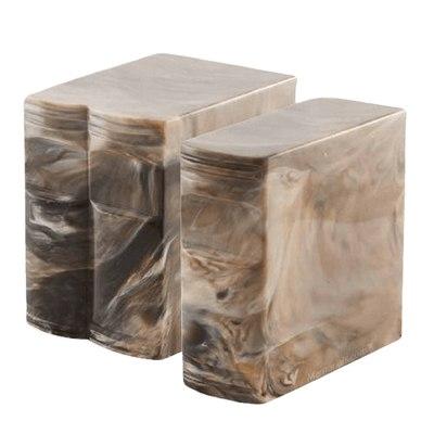 Biske Marble Cremation Urns
