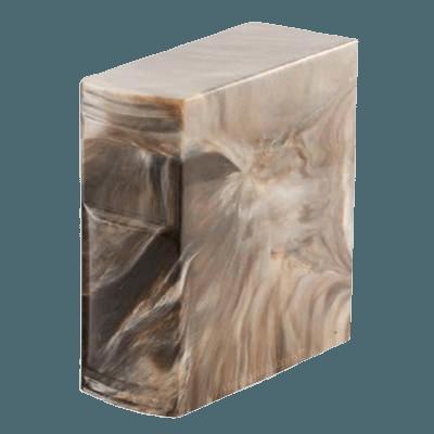 Biske Marble Cremation Urn