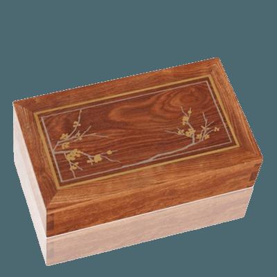 Blooming Caribbean Memory Box