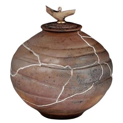 Blumen Cremation Urn