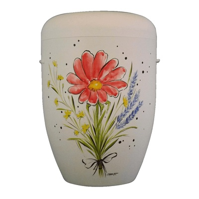 Bouquet Biodegradable Urn