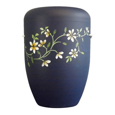 Flower Vine Biodegradable Urn