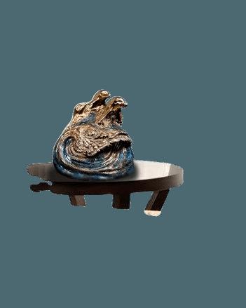 Bottlenose Bronze Cremation Urn
