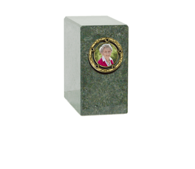 Bounty Personalized Cremation Urn