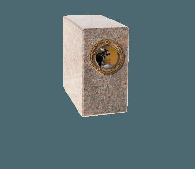 Bounty Moose Cremation Urn