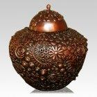Bouquet Bronze Children Cremation Urn