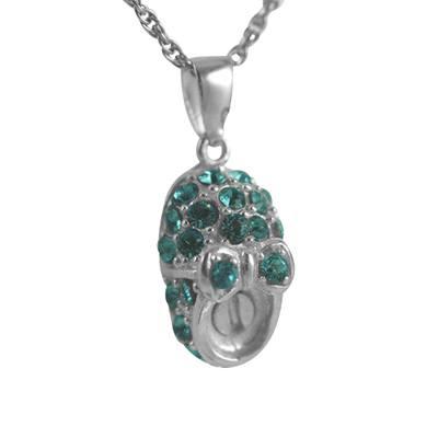 Boy Slipper Keepsake Jewelry III