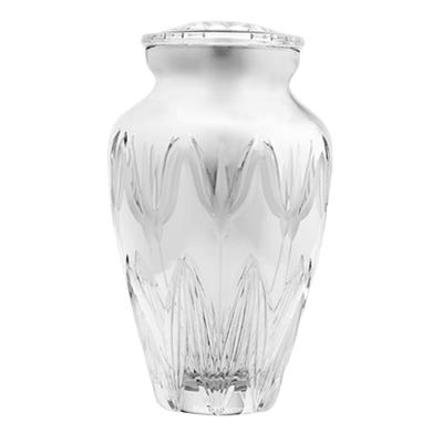 Brilliance Glass Cremation Urn