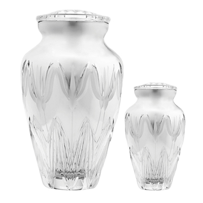 Brilliance Glass Cremation Urns