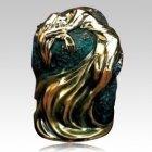 Heather Bronze Cremation Urn
