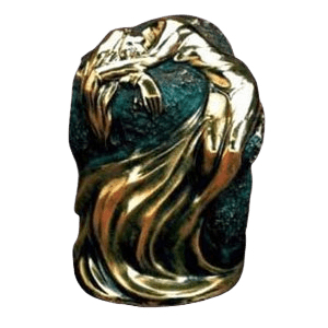Heather Bronze Cremation Urn