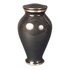 Midnight Bronze Cremation Urn