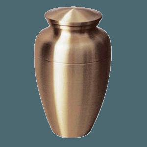 Siena Bronze Cremation Urn