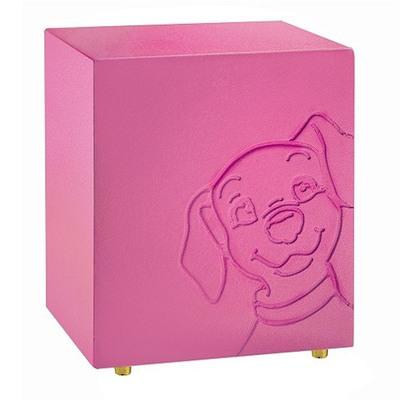 Buddy Pink Dog Urn