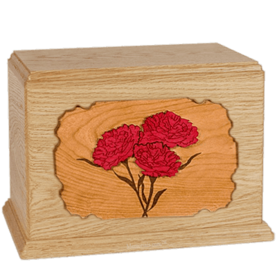 Carnation Maple Companion Urn